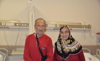 Parkinson hastası yeni yöntemle sağlığına kavuştu