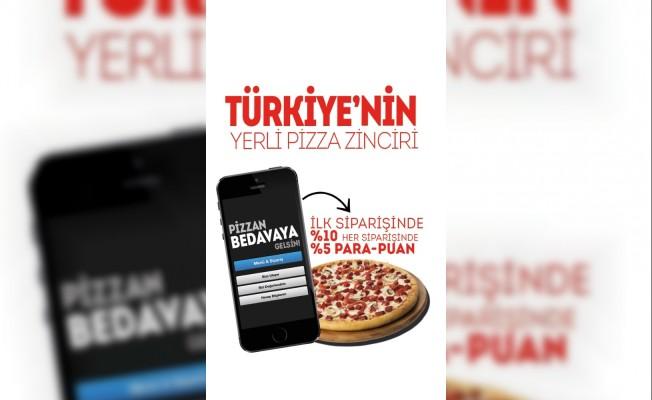 Pizzabulls mobil uygulama geliştirdi