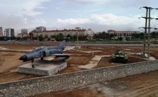 Savaş müzesi hazırlıkları sürüyor