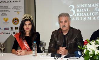 Sinemanın Kral ve Kraliçesi Yarışması Antalya Elemeleri başvurusu başladı
