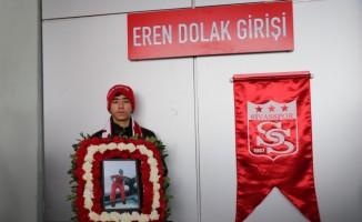 Sivasspor'dan ölen taraftar için vefa