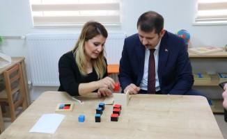 Sivas'ta 'Montessori Eğitim' sınıfı açıldı
