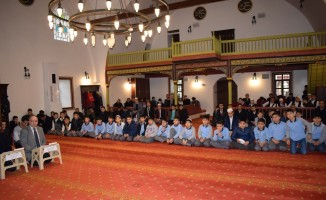 Sungurlu'da hafızlık ve güzel ezan okuma yarışması