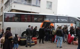 Telaferli Türkmenler memleketlerine dönmeye başladı