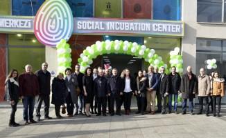 Tepebaşı Sosyal Kuluçka Merkezi açıldı