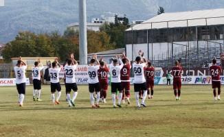 TFF 2. Lig: Fethiyespor:  1 - Bandırma Baltok  1