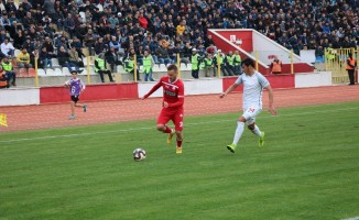 TFF 2. Lig: Kahramanmaraşspor: 1 Pendikspor: 2