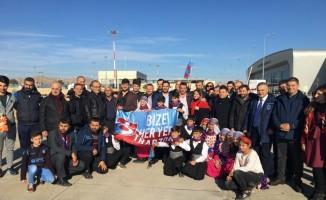 Trabzon-Mardin Kardeşlik Köprüsü Projesine Hekimoğlu Trabzon FK'dan destek
