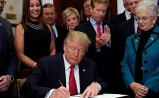 Trump: FETÖ elebaşının  iadesi için çalışıyoruz