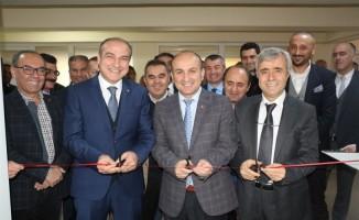 Üniversite-Sektör İşbirliği Merkezi açıldı
