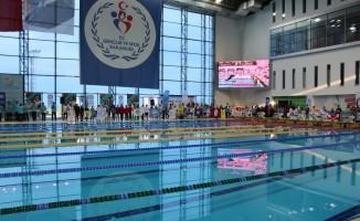 Yüzme Türkiye finalleri Trabzon'da başladı