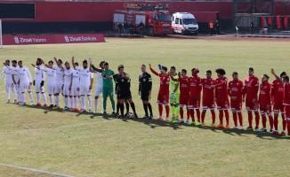 Ziraat Türkiye Kupası: Van Büyükşehir Belediyespor: 2 - Boluspor: 2