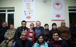 """""""100 günde 200 Eğitim"""" Projesi Vali Ali Hamza Pehlivan'ın katıldığı ilk toplantı ile başlatıldı"""