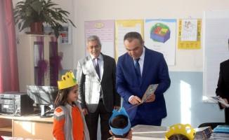 50 Bin Türk ve Suriyeli çocuk karne aldı