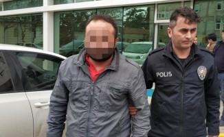 5 ayrı inşaattan hırsızlık yapan şahıs tutuklandı