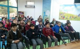 5 bin çocuğa hakları anlatıldı