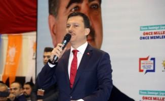 AK Parti Amasya Aday Tanıtım Toplantısı