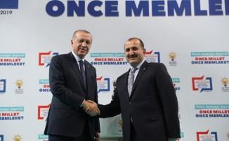 """AK Parti Arsin Belediye Başkan adayı Sait Gürsoy: """"Gönül belediyeciliğini esas alarak çalışacağız"""""""