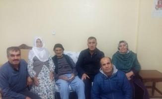 AK Parti Bağlar ilçe teşkilatı hasta ziyaretlerini sürdürüyor