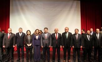 AK Parti Bartın'daki belediye başkan adaylarını tanıttı