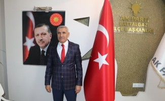 AK Parti Battalgazi Belediye Başkan Adayı Osman Güder: