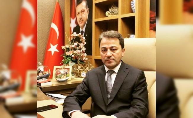 AK Parti Fatsa İlçe Başkanı istifa etti