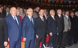 AK Parti Genel Başkan Yardımcısı Lütfi Elvan, Erzincan adaylarını tanıttı
