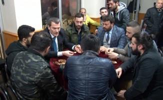 AK Parti Zeytinburnu Başkan Adayı Arısoy, sosyal medya üzerinden gençlerle buluştu