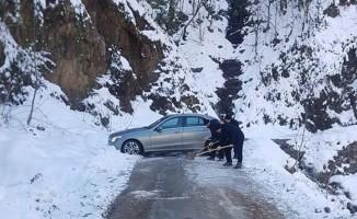 AK Partili Belediye meclis üyesi ölümden döndü