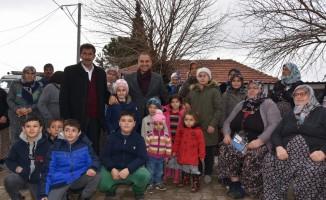 Alaşehir Belediyesinden hizmet seferberliği