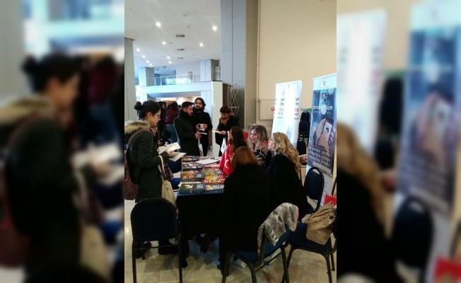 Anadolu Üniversitesi Açıköğretim sistemi İzmir'de Educaturk Eğitim Fuarı'nda