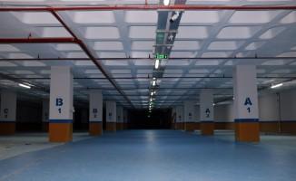 Antalya'da çevreci otopark açılış için gün sayıyor