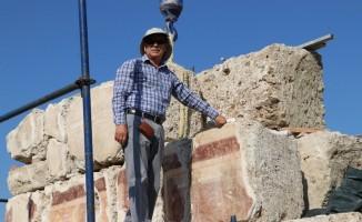 Antik kentteki 2 bin 200 yıllık tiyatroya biletle giriliyormuş