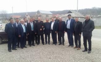 """Asimder Başkanı Gülbey, """"Paylan Soykırım Anıtında Türk milletine hakaret etmiştir"""""""