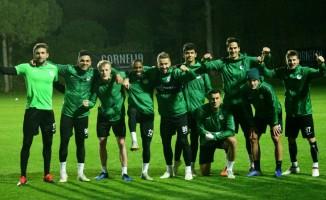 Atiker Konyaspor'da Erzurumspor maçı hazırlıkları
