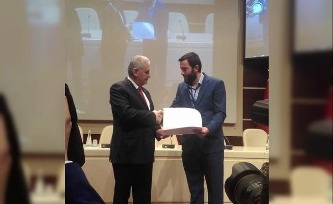 Aydıntepe'de Eraslan Demirözü'nde Gürer aday oldu