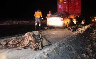 Aynı aileden 4 kişinin öldüğü kazadan yaralı kurtulan çocuk da yaşamını yitirdi