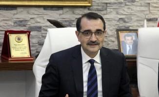 """Bakan Dönmez'den Kıbrıs Rum Kesimi'ne ikaz: """"Bölgemizde istediğimiz sondaj hakkına sahibiz"""""""