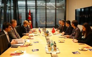 Bakan Pakdemirli, Slovenya Tarım Orman ve Gıda Bakanı ile görüştü