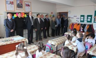 Bandırma'da 24 bin öğrenci karnelerini aldı