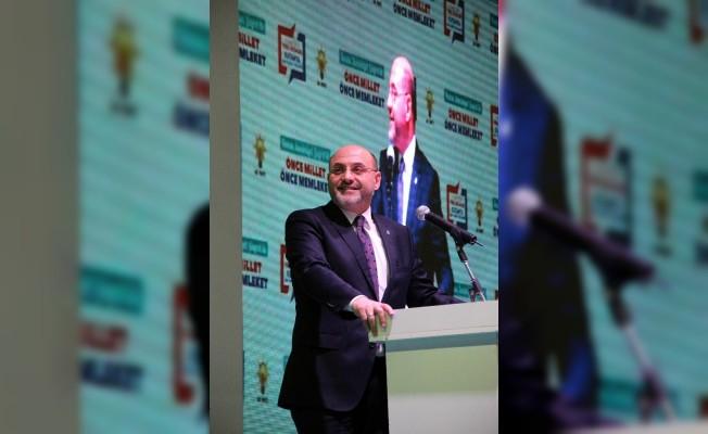 Başkan Ali Çetinbaş: Durmak ve yorulmak yok