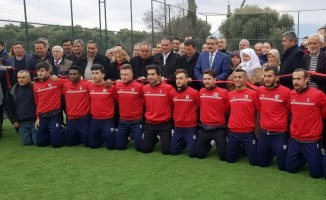 Başkan Alıcık'tan gençlere yatırım