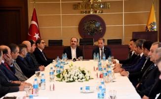 """Başkan Altay: """"Türkiye'nin birlik, beraberlik ve bekası için birlikte hareket ediyoruz"""""""