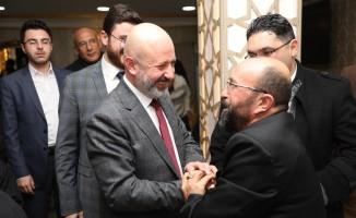 """Başkan Çolakbayrakdar, """"Kayseri belediyeciliği anlayışıyla Kocasinan'ı daha ileriye taşıyacağız"""""""