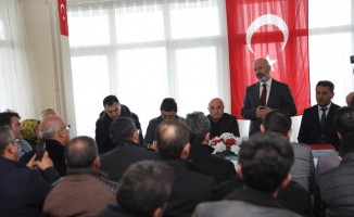 Başkan Çolakbayrakdar'a Sivaslılardan tam destek
