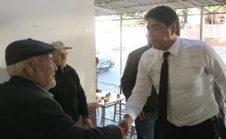 Başkan Demirağ'dan Kocaoğlu'na destek