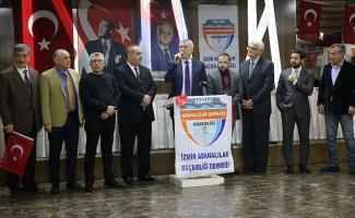 Başkan Karalar İzmir'deki Adanalıları yalnız bırakmadı