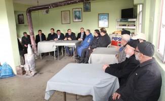 Başkan Niyazi Tezcan: Şehirden köylere dönüş projesi olmalı