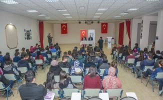 Başkan Özkan'dan meslekî eğitim vurgusu