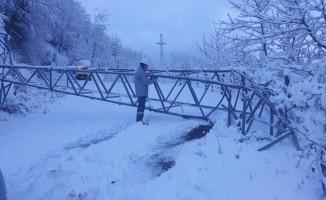 Başkent EDAŞ kışın da kesintisiz hizmet vermek için çalışıyor